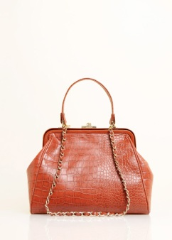 Mango handbag, Red