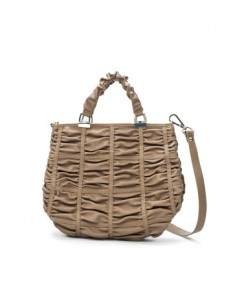 Zara, Pleated Handbag