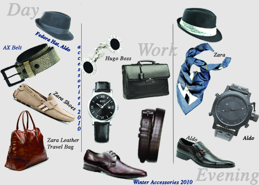 Men's Autumn Winter Accessories Trends – India – Payal ...