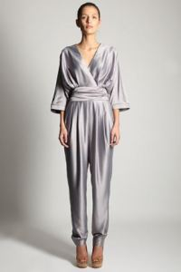 Jumpsuits: spring-summer 2011 top trends