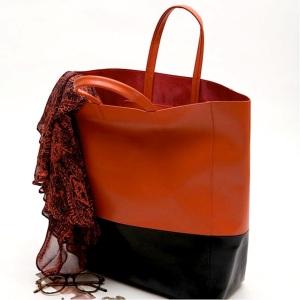 Leather Handbags for women, India, Italian Leather Handbags
