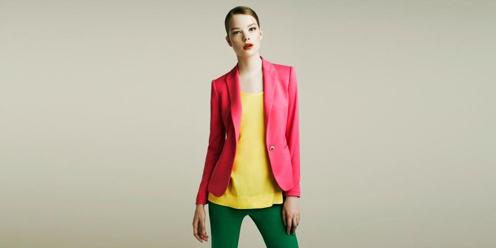 Zara Jacket, Trousers