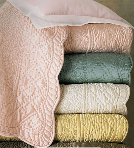 Designer Quilts India, Summer quilts India, Pastel color Quilts India