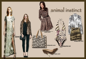 Animal print jumpsuit, animal print shirts, leopard print fashion, leopard print bags, swimsuits in India