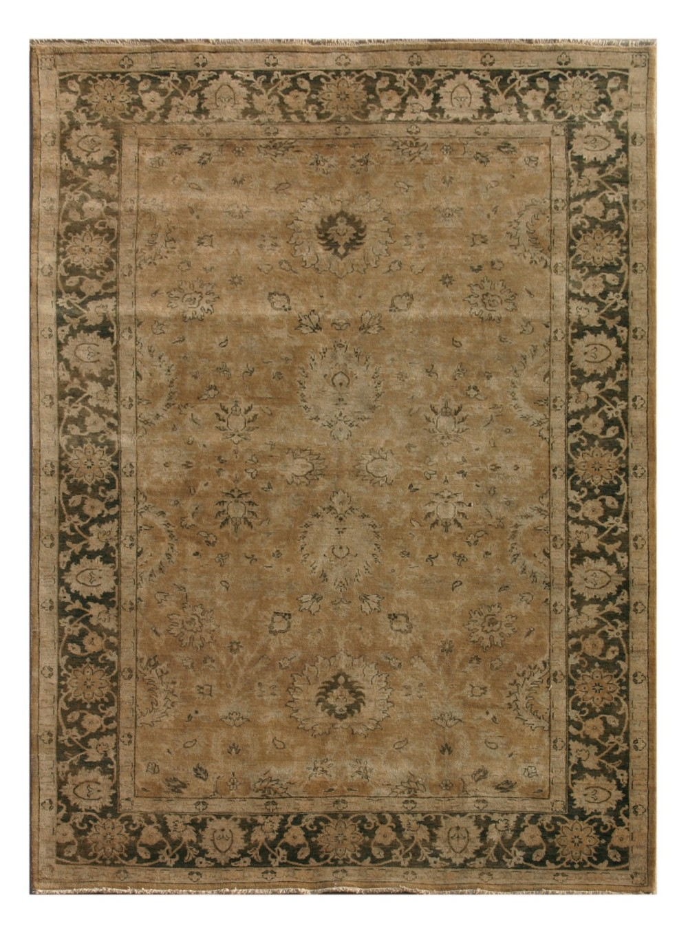Persian rugs India, buy carpet online, Vintage yarn dyed rug, Indian rugs, Unique rugs India, 6X9 rug india, wool rugs, persian rug india, designer rug india, antique looking rug, light color rugs india, gold rug india, buy rugs india,