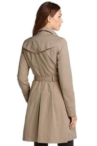 Khaki Trench Coat Esprit