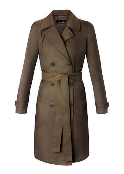 Mango trench coat India, Trench Coats India, Fall Winter Trends 2011