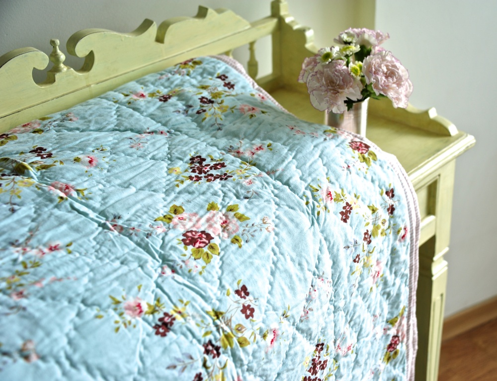 Cotton Percale Quilt, Printed, Cotton Quilt, Toile prints India, Toile Quilts India, Wholesale and Retail