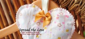 lavender bags Banner
