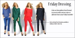Friday dressing for women, India, India fashion blog, India fashion stylist blog, Friday dressing ideas for women, promod