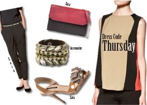 dress code thursday