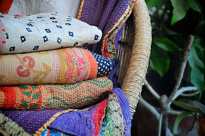 Vintage Kantha Quilts ~ Hand Selected ~ Wholesale Exporter