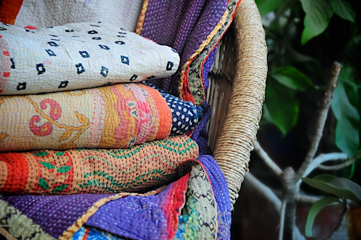 Vintage Kantha Quilts from kinche.com, Handmade Kantha Throws, Kantha Throws, Kantha Quilts, Buy Wholesale Kantha Quilts