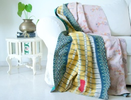 Kantha Quilts Online India