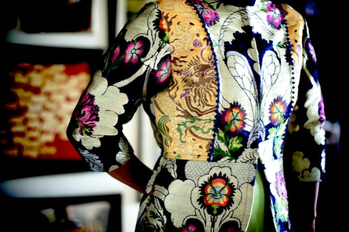 Women Silk & Brocade jackets ~ LuxuryFashion